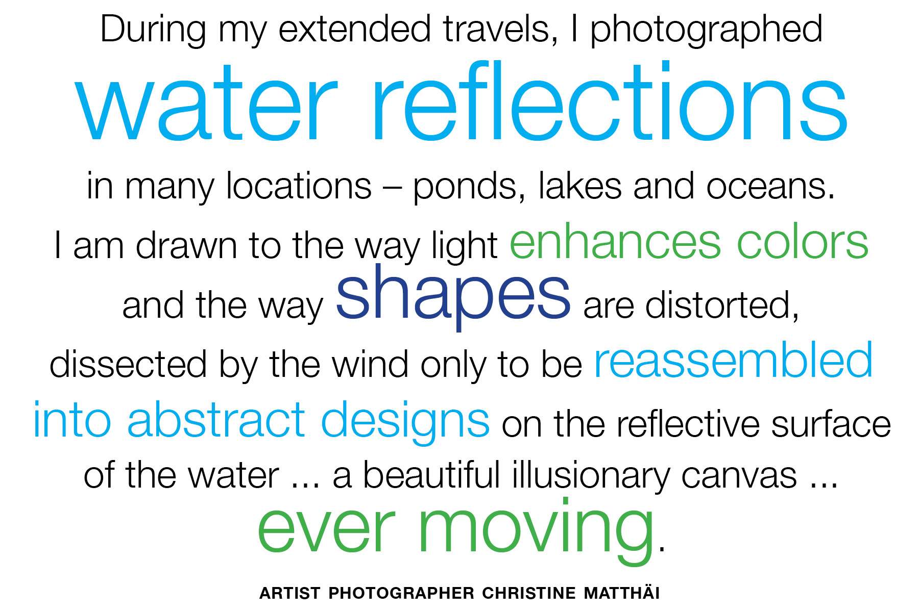 Reflections Paulas Paradise