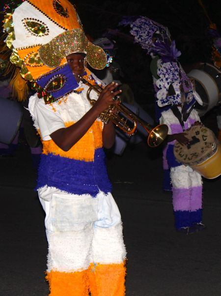 Junkanoo.Horn.Player2013