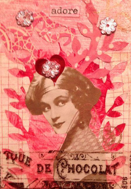 © 2013 paula boyd farrington · mixed media artist trading card© 2013 paula boyd farrington · mixed media artist trading card